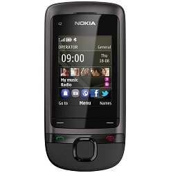 Unlocking by code Nokia C2-05