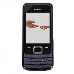 Unlocking by code Nokia 6202 Classic