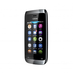 Unlocking by code Nokia Asha 308