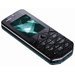 Unlocking by code Nokia 7500