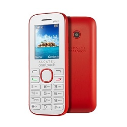 Unlocking by code Alcatel OT-2052A