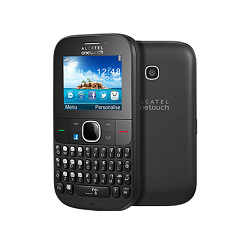 Unlocking by code Alcatel OT-3075M