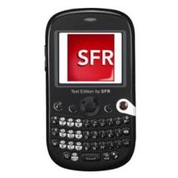 Unlocking by code SFR 151