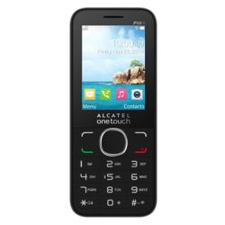 Unlocking by code Alcatel OT-2038A
