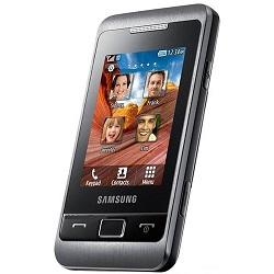 Unlocking by code Samsung C3330 Champ 2