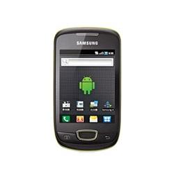 Unlocking by code Samsung i559 Galaxy Pop