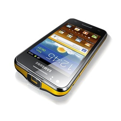 Unlocking by code Samsung I8530 Galaxy Beam