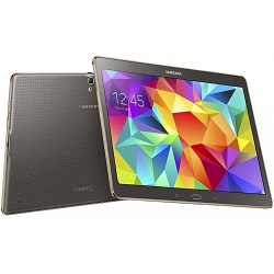 Unlocking by code Samsung Galaxy Tab S 10.