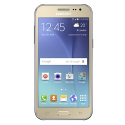 Unlocking by code Samsung Galaxy J2