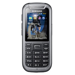 Unlocking by code Samsung C3350