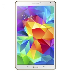 Unlocking by code Samsung Galaxy Tab S 8.4