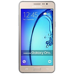 Unlocking by code Samsung Galaxy On5