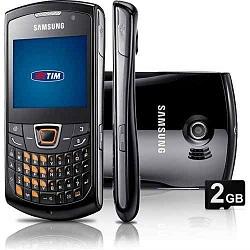 Unlocking by code Samsung B6520 Omnia Pro 5