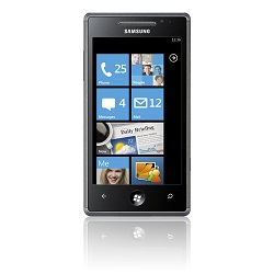 Unlocking by code Samsung i8700