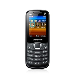 Unlocking by code Samsung GT E3300L