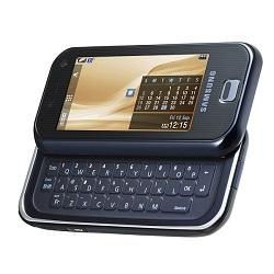 Unlocking by code Samsung F700V