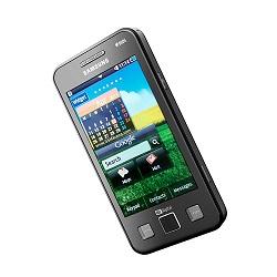 Unlocking by code Samsung DuosTV I6712