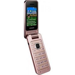 Unlocking by code Samsung C3560