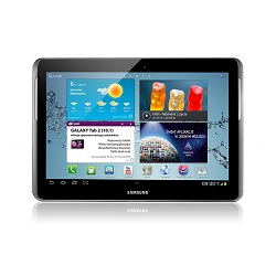 Unlocking by code Samsung Galaxy Tab 2 10.1 3G