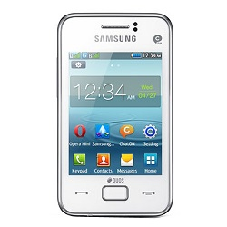 How to unlock Samsung GT S5222