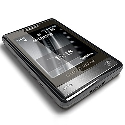 Unlocking by code Samsung P520S