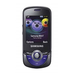 Unlocking by code Samsung M2510