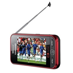 Unlocking by code Samsung Star TV