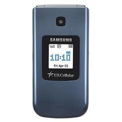 Unlocking by code Samsung R260 Chrono