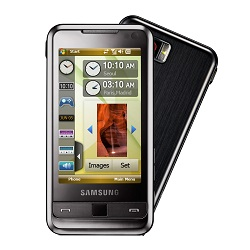 Unlocking by code Samsung I900