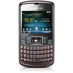 Unlocking by code Samsung B7320 OmniaPRO