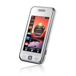 Unlocking by code Samsung Star WiFi