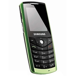 Unlocking by code Samsung E200 Eco