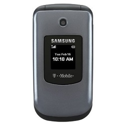 Unlocking by code Samsung T139