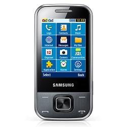 Unlocking by code Samsung C3750