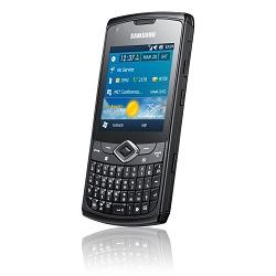 Unlocking by code Samsung B7350 Omnia Pro 4