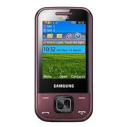 Unlocking by code Samsung C3752 DuoS