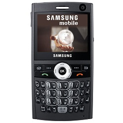 Unlocking by code Samsung I600P