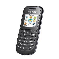 How to unlock Samsung E1086L