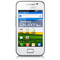 Unlocking by code Samsung Galaxy Ace