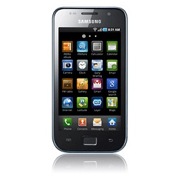 Unlocking by code Samsung I9003 Galaxy