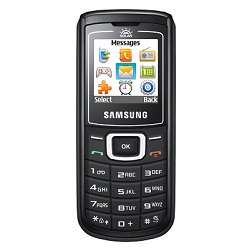 Unlocking by code Samsung E1107 Crest Solar