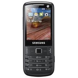 Unlocking by code Samsung C3782 Evan