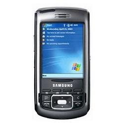 Unlocking by code Samsung I750