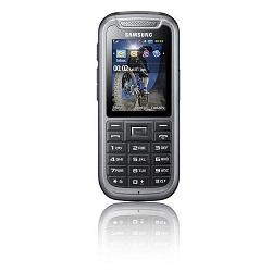 Unlocking by code Samsung GT-C3350