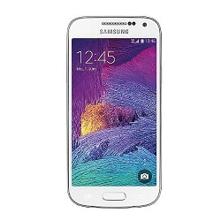 Unlocking by code Samsung S4 mini plus