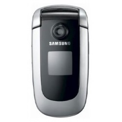 Unlocking by code Samsung X660V