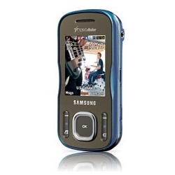 Unlocking by code Samsung R520 Trill