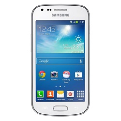Unlocking by code Samsung Galaxy Trend Plus