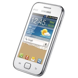 Unlocking by code Samsung Galaxy Ace Duos