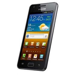 Unlocking by code Samsung I9103 Galaxy Z